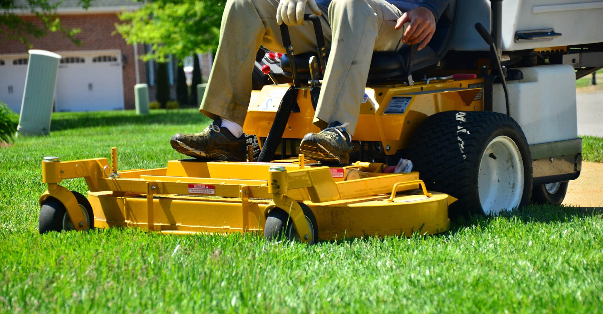 Lawn mower maintenance what is the best cordless lawn for Lawn mowing and gardening services